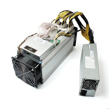 Antminer S9 Bitcoin Kopalnia (7 sztuk)