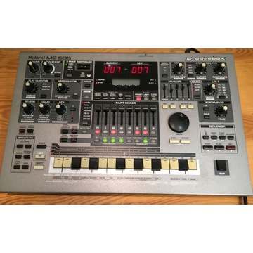 Roland MC-505 GrooveBox Unikat Ładny