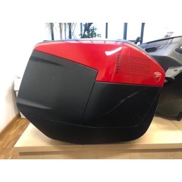 Kufry boczne Ducati Multistrada 1200S 1260 DVT 950