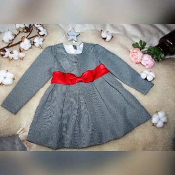Wizytowa sukieneczka