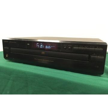Odtwarzacz, zmieniarka CD  Denon DCM-280, 5 płyt