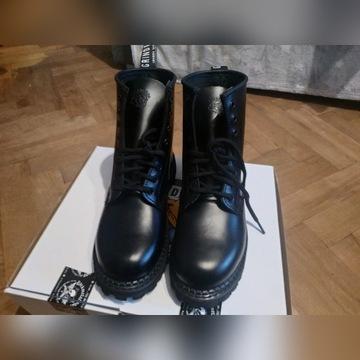Glany grinders-cedric(cs black) 8 dziurkowe