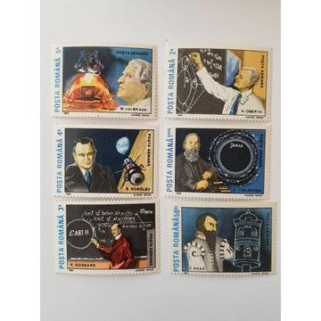 (1775) Rumunia znaczki kosmos
