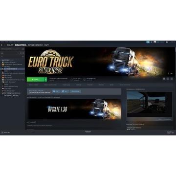 Konto Steam 30 gier ( CS:GO, ETS2, Wiedzmin 3 )