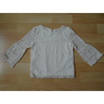 Bluzka koronkowa H&M 12-13 lat , rozmiar 158