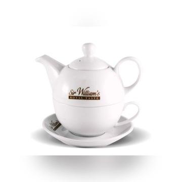 Sir Williams NOWY zestaw porcelany Royal Taste