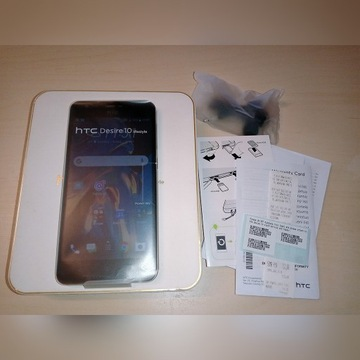 HTC Desire Lifestyle 10 Stone Black STAN BDB