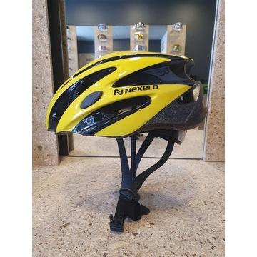 KASK ROWEROWY NEXELO STRAIGHT OUT-MOLD, ROZM. L