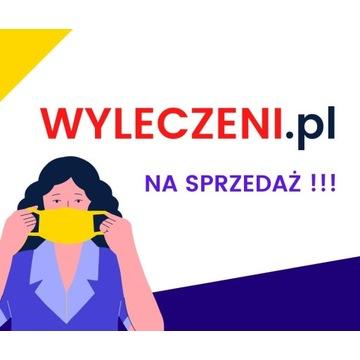 DOMENA WYLECZENI.pl na sprzedaż!