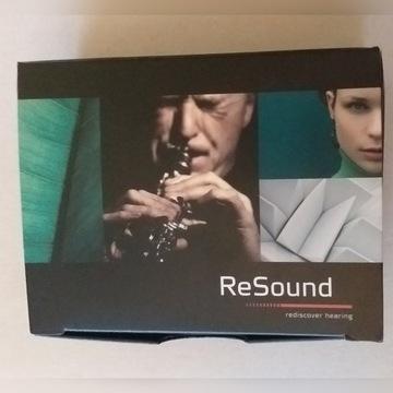 Aparat słuchowy Re Sound