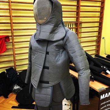 Kurtka szermiercza ze spodniami strój DESW