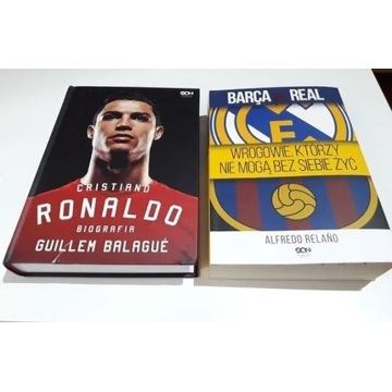 Dwie Książki Piłkarskie