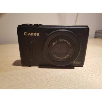 Canon PowerShot S100 czarny