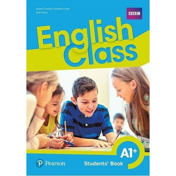 ENGLISH CLASS A1+ PEARSON STUDENTS BOOK