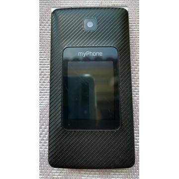 Telefon MyPhone Tango z klapką DUAL SIM