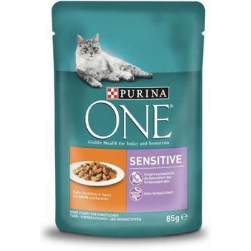 Purina One karma mokra dla kotów