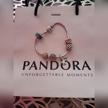 Pandora plus charmsy