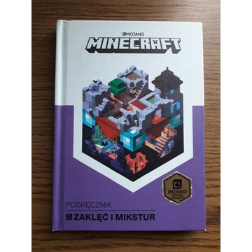 Minecraft Podręcznik zaklęć i mikstur Mojang