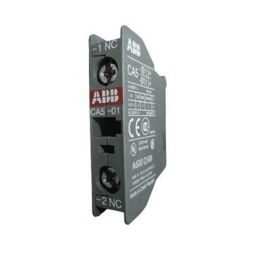 Blok pomocniczy ABB CA5-01 1 szt. 1 NC