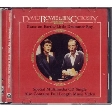 "Bowie David Bing Crosby ""Peace on Earth"""