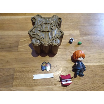 Magical capsules Harry Potter Ron Weasley ZAMIENIĘ