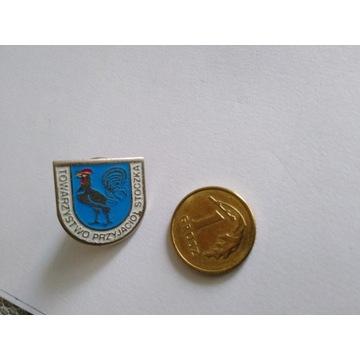 Odznaka Towarzystwo Przyjaciół Stoczka