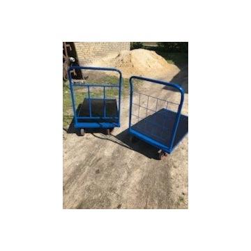 Wózek transportowy Agromech