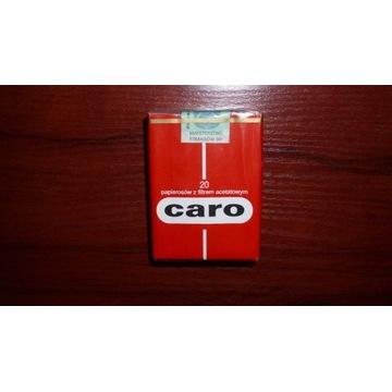 Papierosy kolekcjonerskie CARO 1994 rok