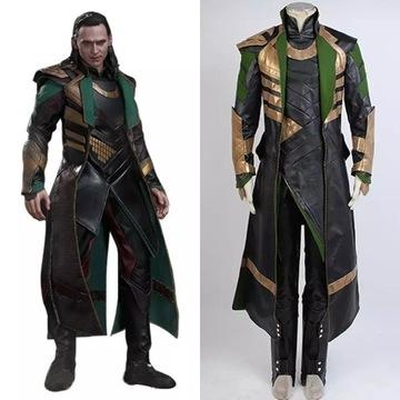 Loki Cosplay Thor: mroczny świat