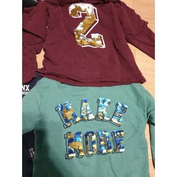 bluzy Zara r.140 chłopiec