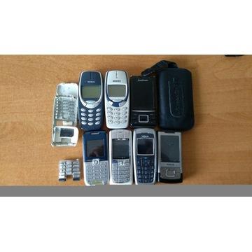 Nokia, SonyEricsson