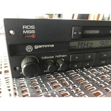 Vw Gamma 3 radio Golf