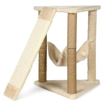 Drapak ZooRoyal Lene 58cm beżowy