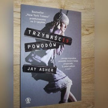 Jay Asher - 13 powodów NOWA