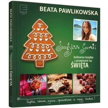 Szczęśliwe garnki - Święta / Pawlikowska Beata