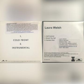 Laura Welsh - Album Sampler / Cold Front (2x CD)