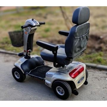 Elektryczny wózek skuter inwalidzki STALUS XL 4
