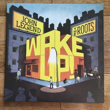 John Legend & The Roots - Wake Up! 2LP / 2010 og