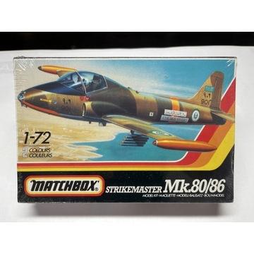 Matchbox 1:72 STRIKEMASTER Mk80/86