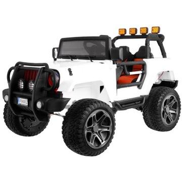 Specyfikacja Monster Jeep 4x4 Silnik 4x45 do 50Kg