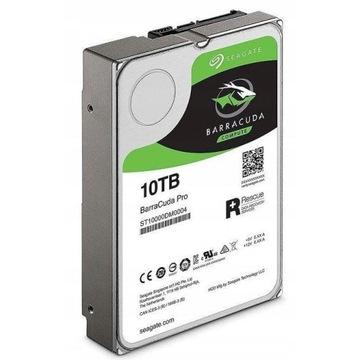SEAGATE BarraCuda Pro 10TB ST10000DM0004 7200 GW