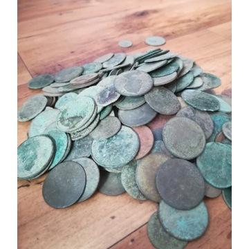 Stare monety ponad 200 szt
