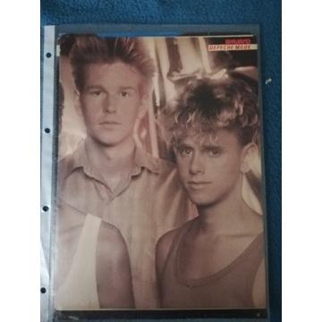 Plakaty Depeche Mode (6 sztuk)