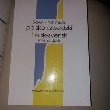 Słownik polsko szwedzki