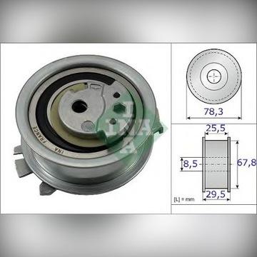 INA 531082510  napinacz  rozrządu VW 1,6-2,0TDI