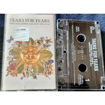 Tears For Fears–Tears Roll Down (The Best  82-92)