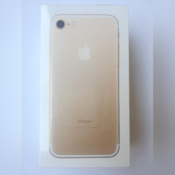 Nowy IPhone 7 128 GB Rose Gold NOWY oryginalnie