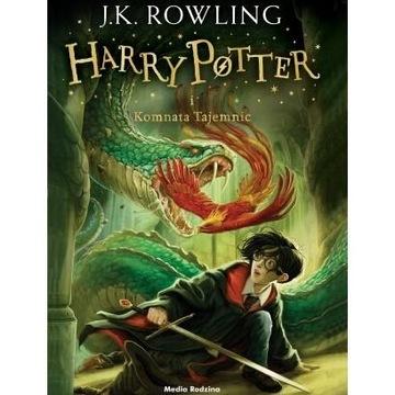 Harry Potter i komnata tajemnic, Rowling Joanne K.