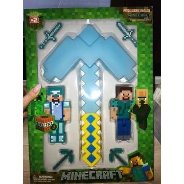 Kilof Minecraft na Dzień Dziecka