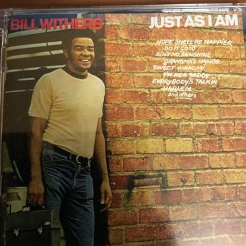 Bill Withers - Just as I am, CD (remaster 2012)